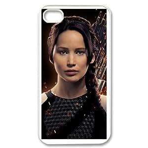 The Hunger Games iphone 4 4s phone Case Maverick Fantasy Funny Terror Tease Magical YHNL797832504