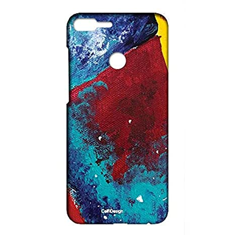 Classic Case - Scarlet Flow for Honor 9 Lite: Amazon in: Electronics
