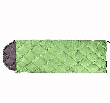 Sweety Bolsas de Dormir Puede ser Cosido Tipo de Envolvente Abajo Saco térmico al Aire Libre
