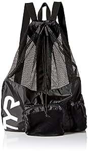 """TYR Big Mesh Mummy Backpack, Black, 25-1/4"""" x 19"""""""