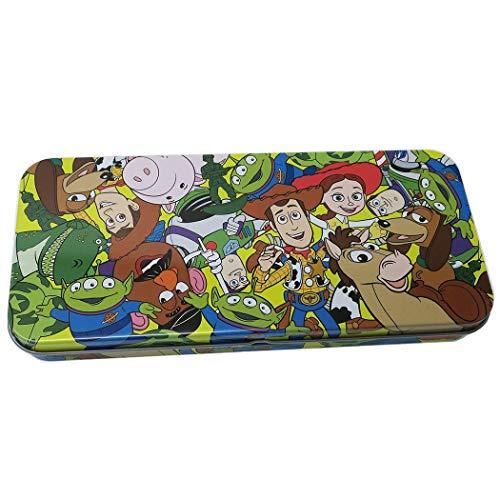 (Disney Metallic Tin Pen Case (Toy Story))