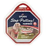 Stop-Pulling! Red Large/XL Harness, Adjustable, Standard