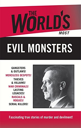 The World's Most Evil Monsters ebook