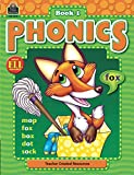 Phonics Book 1: Book 1 (Phonics (Teacher Created Resources))