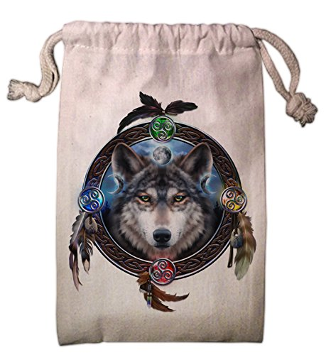 Tarot Bag: Celtic Wolf Guide Guide Wolf