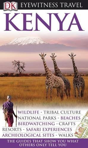 Download Kenya (DK Eyewitness Travel Guide) pdf epub