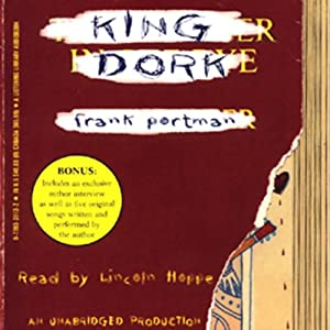 King Dork Audiobook