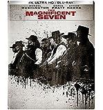 The Magnificent Seven SteelBook (4K Ultra HD + Blu Ray + Digital HD)
