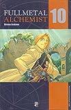 capa de Fullmetal Alchemist - Volume 10