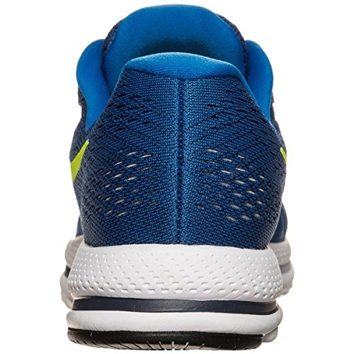Nike Air Zoom Vomero 12, Scarpe Running Uomo Blu (Bleuétoilé/Bleuitalie/Obsidienne/Volt)