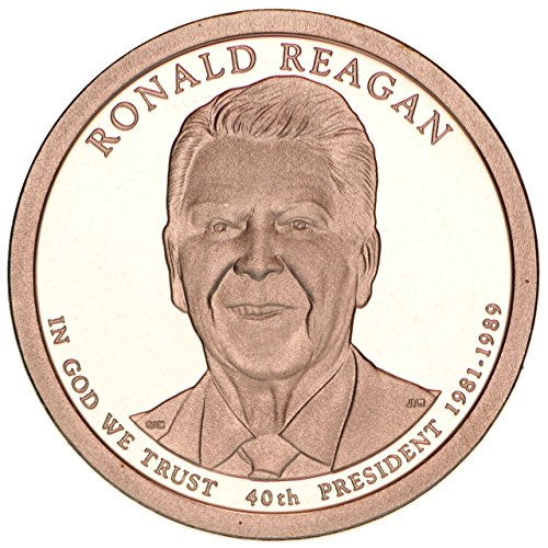(2016 S Ronald Reagan Presidential Proof Dollar PF1 US Mint)