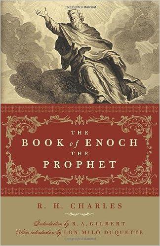enoch rh pdf book of charles