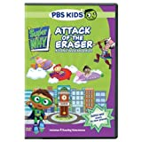 Super WHY! : Attack of the Eraser by PBS