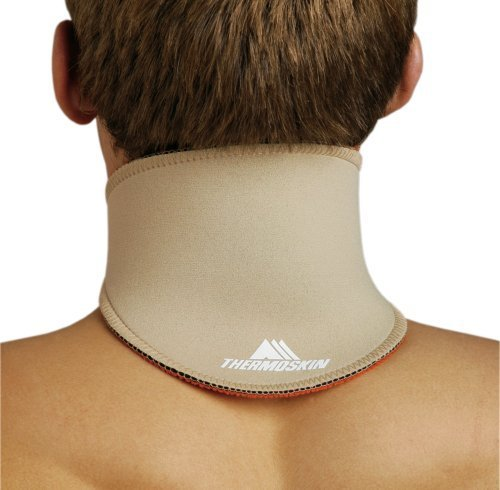 Thermoskin Neck Wrap, Beige, XX-Large by Thermoskin (Thermoskin Neck Wrap)