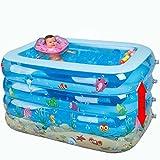 Children's Pool / Scrub Baby Folding Pool / Children's Bath Tub/Inflatable Swim Pool