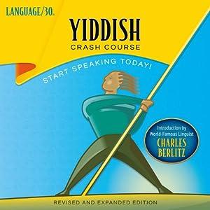 Yiddish Crash Course Speech
