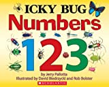 Icky Bug Numbers, Jerry Pallotta, 1417643196