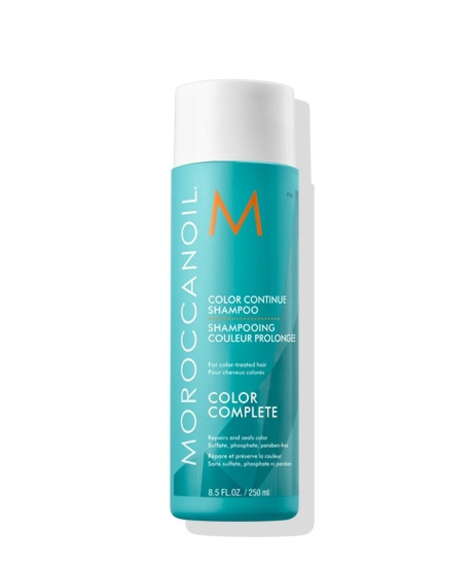 Champu color prolongado Moroccanoil