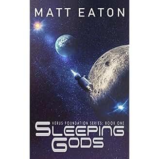 Sleeping Gods (Verus Foundation Book 1)