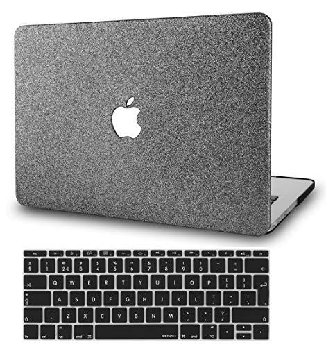 Funda Kecc Para Portatil Para Macbook Pro De 13 (2020) Gris