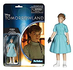 Funko Reaction: Tomorrowland - Athena Action Figure