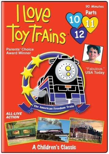 I Love Toy Trains, Parts 10-12 by I Love Toy Trains