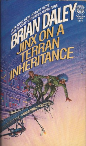 book cover of Jinx on a Terran Inheritance
