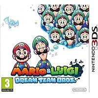 Mario and Luigi: Dream Team Bros. (Nintendo 3DS)