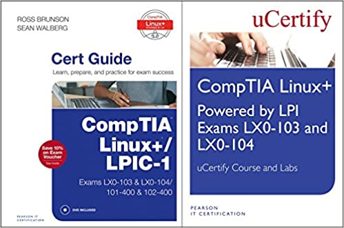 Amazon.com: Linux+ Powered by LPI Exams LX0-103 and LX0-004 ...