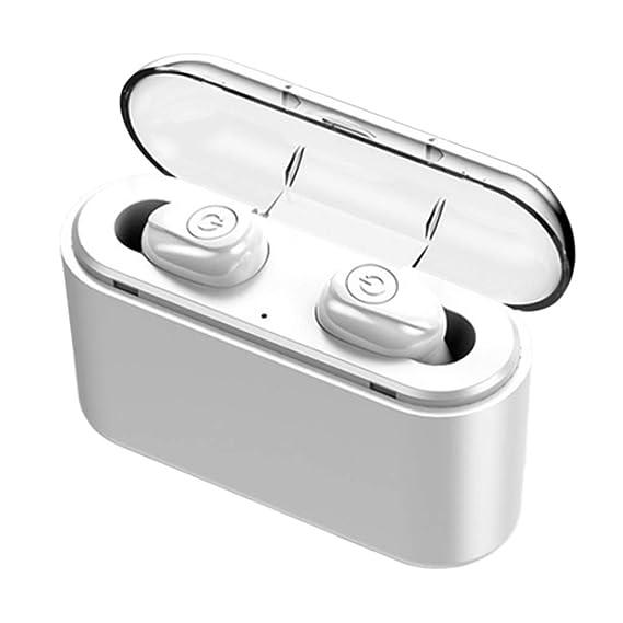 kesoto Cascos Bluetooth Deportivos Auriculares Sumergibles ...