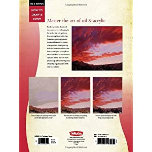 Oil & Acrylic: Clouds & Skyscapes (How to Draw & Paint)