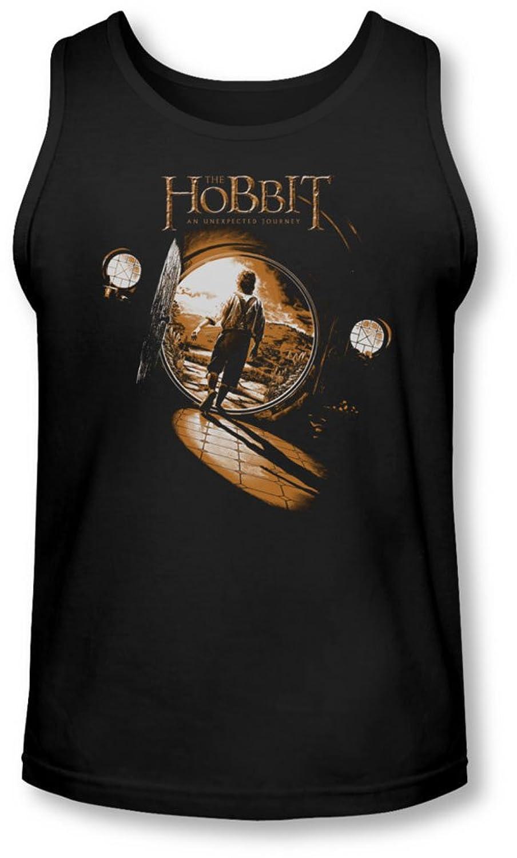 The Hobbit - Mens Hobbit Hole Tank-Top
