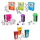 Rorys Story Cubes Bundle with Original, Actions, Voyages, Prehistoria, Fantasia, Clues, Intergalactic, Medic, Score (9 items)