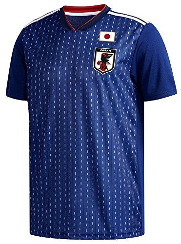 変な仮称申込みサッカー ワールドカップ 2018 日本代表 ホーム レプリカ ユニフォーム 半袖 メンズ M jp