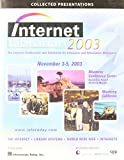 Internet Librarian 2003 Conference Proceedings, , 1573871966