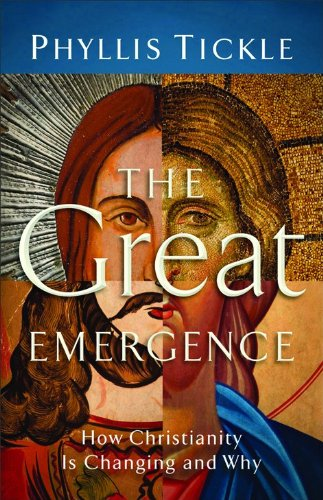 Cover of Great Emergence, The: How Christianity Is Changing and Why