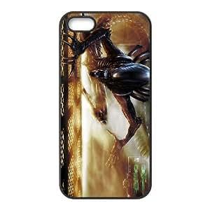 Alien iPhone 4 4s Cell Phone Case Black SUJ8427923