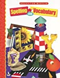 Houghton Mifflin Spelling and Vocabulary, Shane Templeton, 0395855330