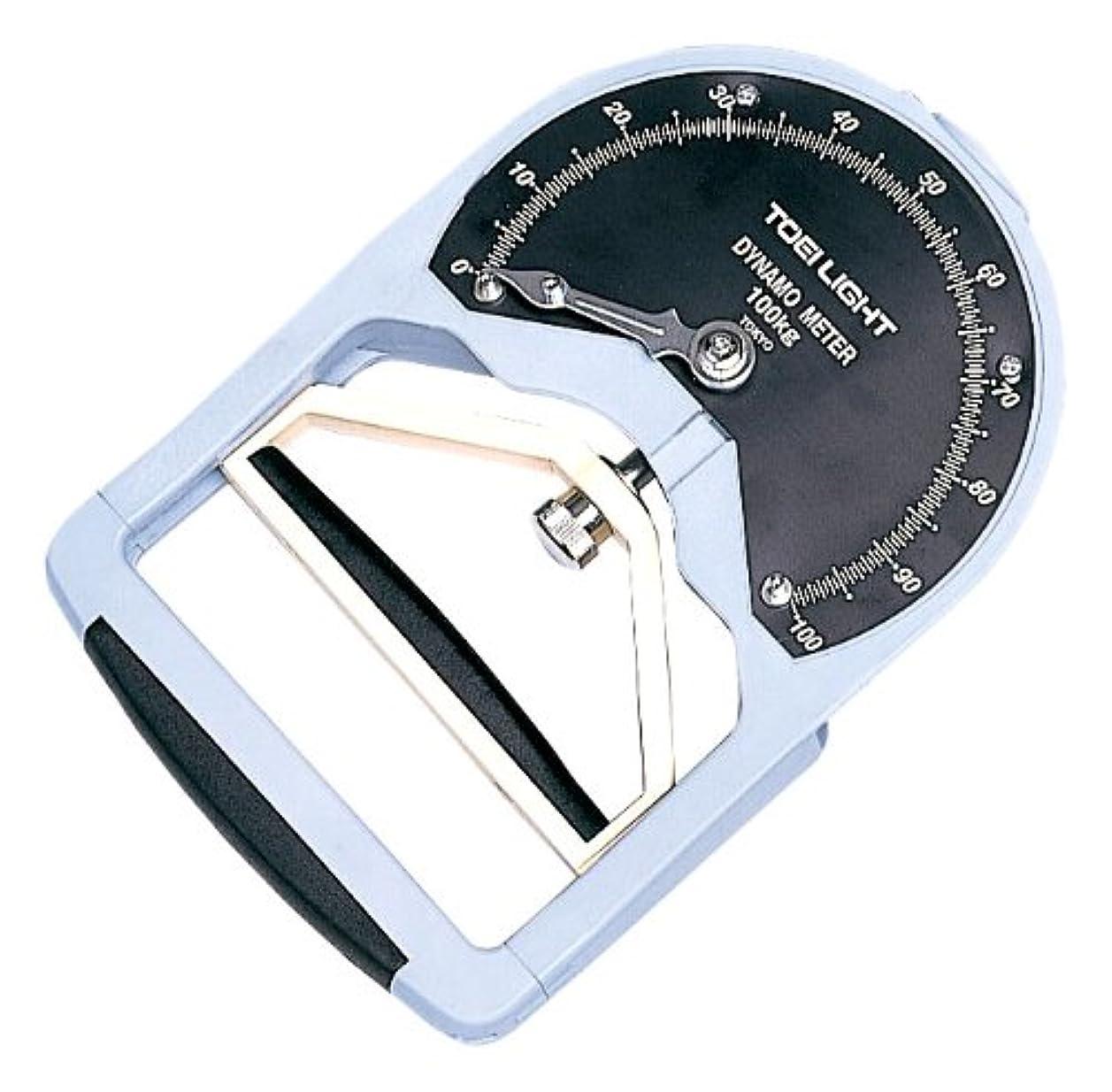 安全な本会議ラリー竹井機器工業 T.K.K.5402 バック-D デジタル背筋力計