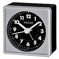 Seiko QHE083SLH Alarm Clock - 2.25 in. W...