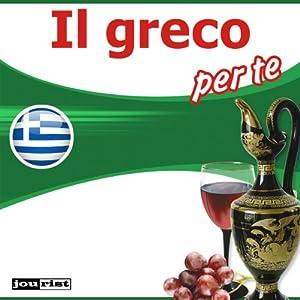 Il greco per te Hörbuch