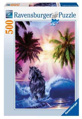 Ravensburger Beach Sunset Puzzle, 500pc - Beach 500pc Jigsaw Puzzle Shopping Results