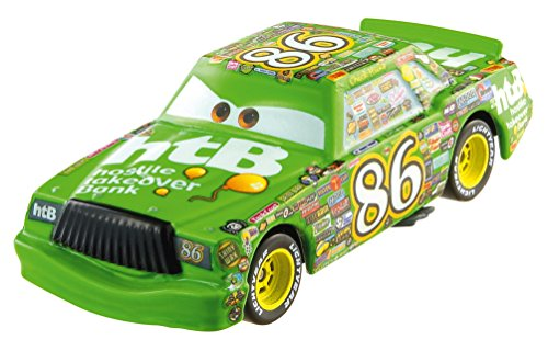 Diecast Chick - Disney Pixar Cars Chick Hicks Diecast Vehicle