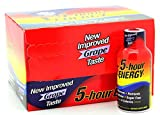 5 hour energy 48 count - 5 Hour Energy, Grape - 48 Pack + Energy Drink Outlet Sticker
