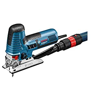 Bosch GST 160 CE - Sierra eléctrica (230V, 2,2 kg) Negro, Azul