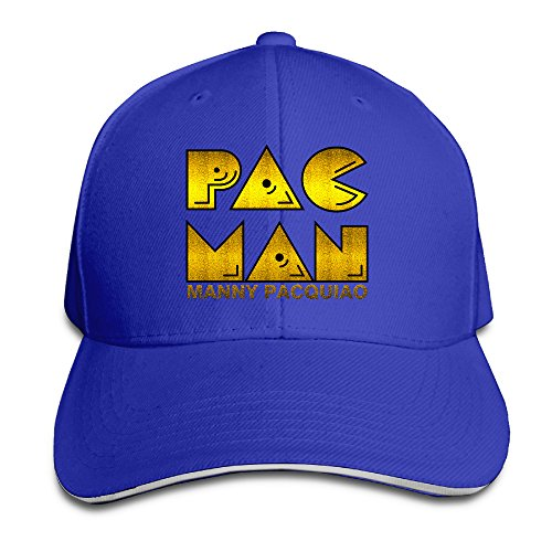 Hioyio Manny Pacquiao Sandwich Peaked Hat & Cap