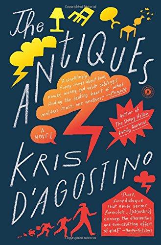 The Antiques: A Novel