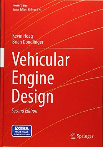 Vehicular Engine Design (Powertrain)
