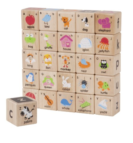 Wonderworld ww 2515 Wonder ABC Blocks product image