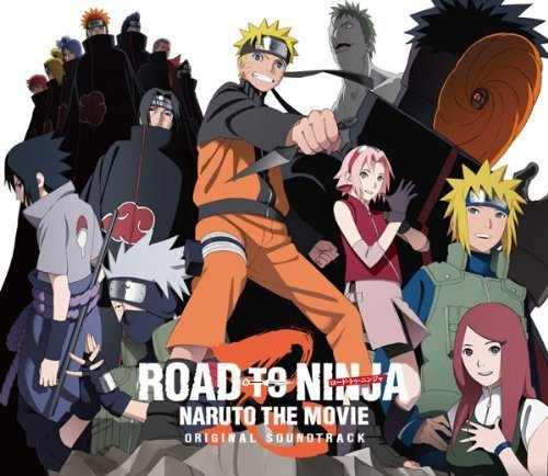 ROAD TO NINJA -NARUTO THE MOVIE- ORIGINAL SOUNDTRACK by ...